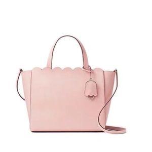 Kate Spade Magnolia Street Mina Tote Blush Pink
